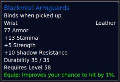 BlackmistArmguards