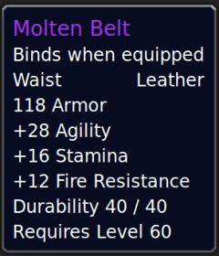 MoltenBelt