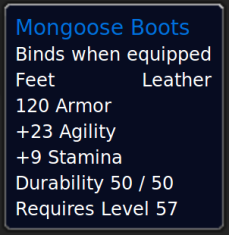 MongooseBoots