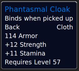 PhantasmalCloak