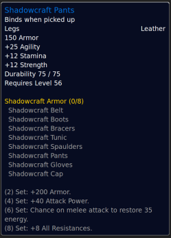 ShadowcraftPants