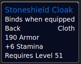 StoneshieldCloak