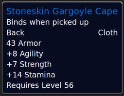 StoneskinGargoyleCape
