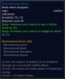 StormshroudPants