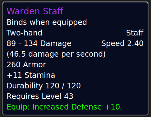 Image result for warden staff